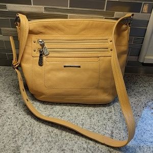 Stone Mountain buttery leather purse